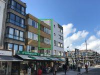Verhuur van vankantie appartement in het centrum van Koksijde.
