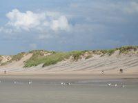 De duinen van Koksijde, Les dunes de Coxyde