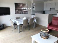 Vakantie verhuur appartement Koksijde met zeezicht